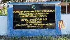 UPTD Pengairan Gonggang